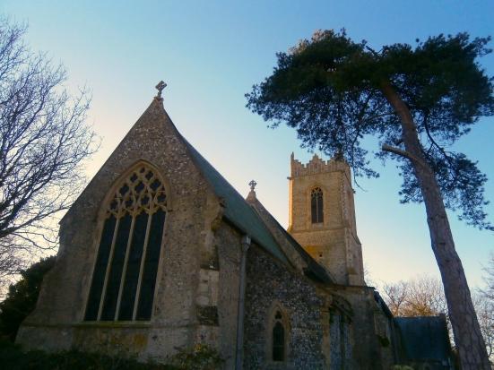 Filby Church